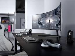 Samsung Unveils <b>New</b> Odyssey <b>Gaming</b> Monitor Line-up at CES <b>2020</b>