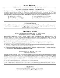 Internal Resume Template Resume Template Tech Your Template's 92