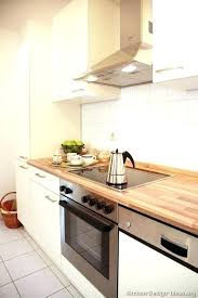 white cabinets with wood countertops kitchen remodel great mixture of textures from a brick to light