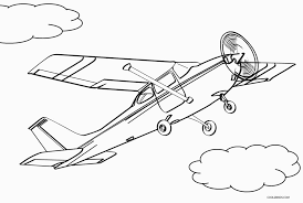 Small Picture Free Printable Airplane Coloring Pages For Kids Cool2bKids
