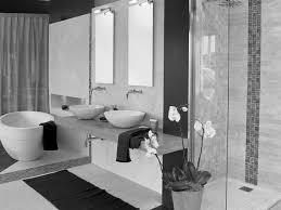 modern white bathroom ideas. Bathroom-flooring-astonishing-black-and-white-tile-bathroom- Modern White Bathroom Ideas F