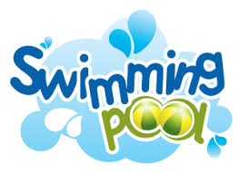 swimming pool logo design. Take A Break From The Games To Catch Your Breath For Some Relaxing Time By Pool. Swimming Pool Logo Design M