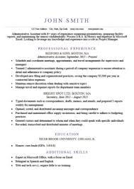 Simple Sample Resume Basic Resume Samples