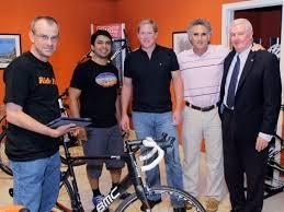 Bike 4 Mike Meet & Greet' held at Ranch Cycles - Rancho Santa Fe Review