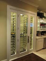 closet metal wine racks