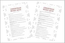 If you're a music lover, music trivia is the fit for you. Christmas Music Quiz 30 Questions And Answers