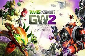 com cgc huge poster plants vs zombies garden warfare 2 ps3 xbox 360 pc ext284 24 x 36 61cm x 91 5cm posters prints