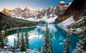 47+] Free Winter Mountain Wallpaper on ...