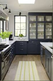 60 Beautiful Gray Kitchen Cabinets Design Ideas