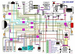 wiring schematic 4 stroke net all the data for your honda honda cb400f wiring schematic