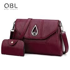 Новый Для женщин сумки <b>набор 2 предмета</b> кожаная сумка Для ...