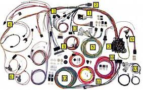 64 72 chevrolet chevelle wiring kits 70 72 chevelle classic update wiring kit af 510105