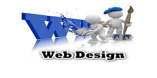 تصميم مواقع الكتروني علي يد