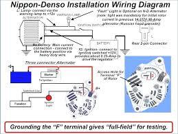 4 wire denso alternator wiring wiring diagram meta kubota denso alternator wiring diagram wiring diagrams system denso 4 wire alternator wiring diagram 4 wire denso alternator wiring