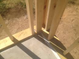 framing an exterior wall corner. IMG_9008 The Exterior Walls Framing An Wall Corner N