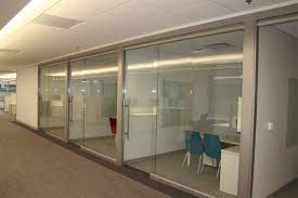 glass office wall. replace conventional construction with removable demountable walls glass office wall p