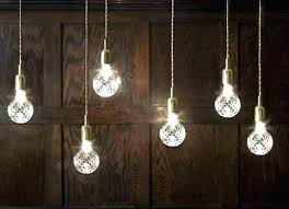 exposed light bulb pendant for track table lamp bare cover how can i a ceiling ex