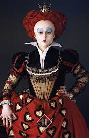 image result for red queen alice in wonderland cosplay