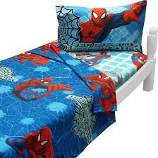 queen size spiderman comforter set ultimate spider man twin sheet marvel bedding contemporary 14
