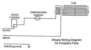fireplace fan wiring diagram wiring diagram completed