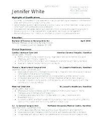 Sample Resume For Nursing Job Best of Sample Surgical Nurse Resume Banri