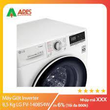 Máy Giặt Cửa Trước Inverter 8,5 Kg LG FV-1408S4W | Chính Hãng Giá Rẻ giá  cạnh tranh