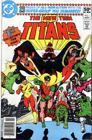 Free online comics teen titains