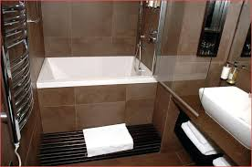 small soaking tub new bathtub shower great for bathroom ideas soaker space full size