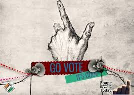 Election Vote-Go Vote Its cool A4 Poster (Pack of 2) on Art Paper for Vote  Election Campaign Fine Art Print - Art & Paintings posters in India - Buy  art, film, design,
