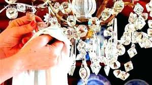 best way to clean crystal chandelier chandeliers cleaning crystal chandelier chandeliers with vinegar how to clean