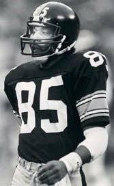 Calvin Sweeney, Terry Bradshaw's last pass