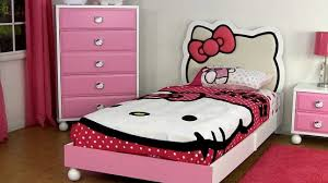 hello kitty bedroom furniture. hello kitty kids bed furniture bedroom b
