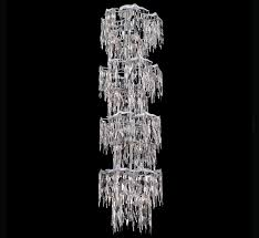 elfassy 24 light extra large contemporary chandelier