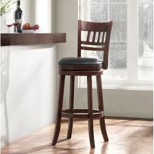 Verona Cherry Swivel 29-inch High Back Barstool by iNSPIRE Q Classic - Free  Shipping Today - Overstock.com - 12112312