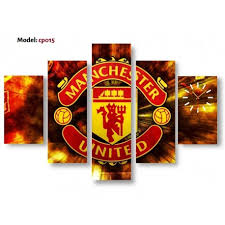 manchester united canvas wall art cp015 on manchester united wall art with manchester united canvas wall art cp015 kcommie store