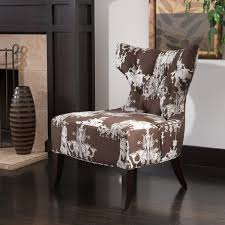Blue And Brown Accent Chair Zebra Accent Chair Chic Zebra Print Accent Chair Zebra Print