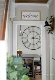 clock decor ideas