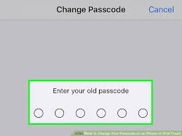 The Easiest Way To Change Your Passcode On An Iphone Or Ipod Touch