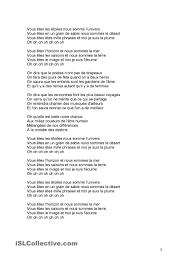 Chanson « On ira» ZAZ | Paroles de chansons françaises, Phrase de chanson,  Paroles de chansons