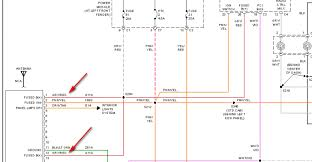 wiring diagram 2005 dodge durango stereo wiring diagram 1999 on 2001 dodge durango radio wiring diagram at 2000 Dodge Durango Infinity Stereo Wiring Diagram