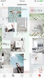 9 Types of Instagram Grid Layouts (planner + tips) | Layout ...
