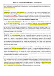 Poetry Literary Analysis Essay Example Surfingmadonna Org