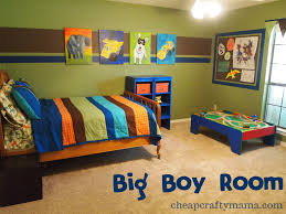 Boys Room Paint Bedroom Awesome Grey Brown Wood Glass Modern Design Boys Room
