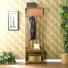 Corner Entry Bench Coat Rack New Inspiring Front Door Bench With Coat Rack Hall Bench And Coat Rack