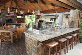 Outside Kitchens Ideas Home Furniture And Decor - Outdoor kitchen miami