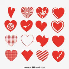 hearts silhouette heart silhouette vectors photos and psd files free download