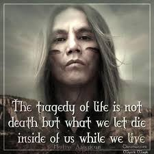 NATIVE AMERICAN QUOTES ThinkAboutIt Magnificent American Quotes