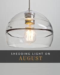 shedding light on august