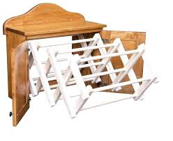 drying rack photo 4 of wooden clothes exceptional hanging amish folding made