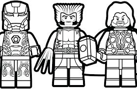 Coloring Pages The Avengers Printable Avengers Coloring Pages 8